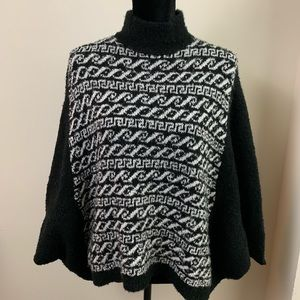 Free People Batwing Style Knit Sweater